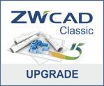 Upgrade ZWCAD - 3letý