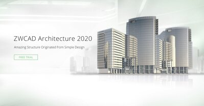 ZWCAD Architecture Upgrade